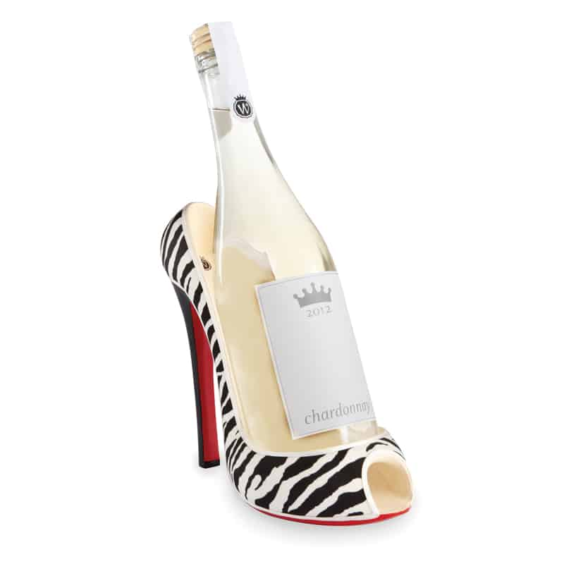 High Heel Wine Bottle Holder Wild Eye Designs