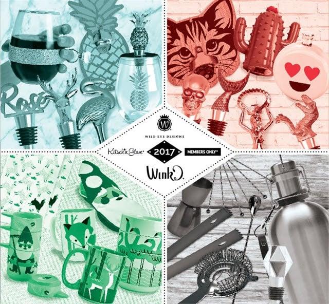 Catalog Cover - Wild Eye Designs 2017