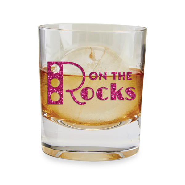Whiskey Glass & Ice Mold