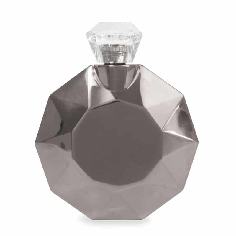 Round Gem Flask