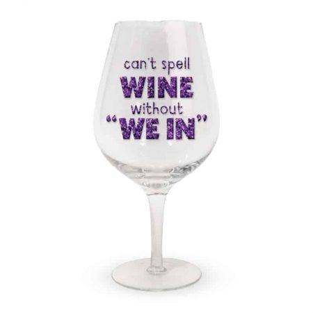 XL Stemmed Wine Glass