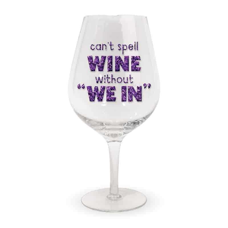 XL Stemmed Wine Glass