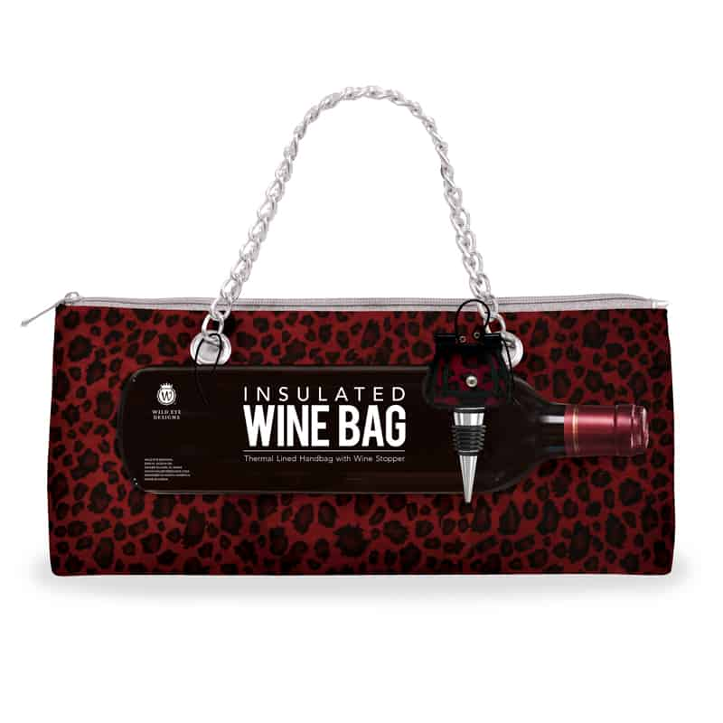 Insulated Wine Bag Stopper