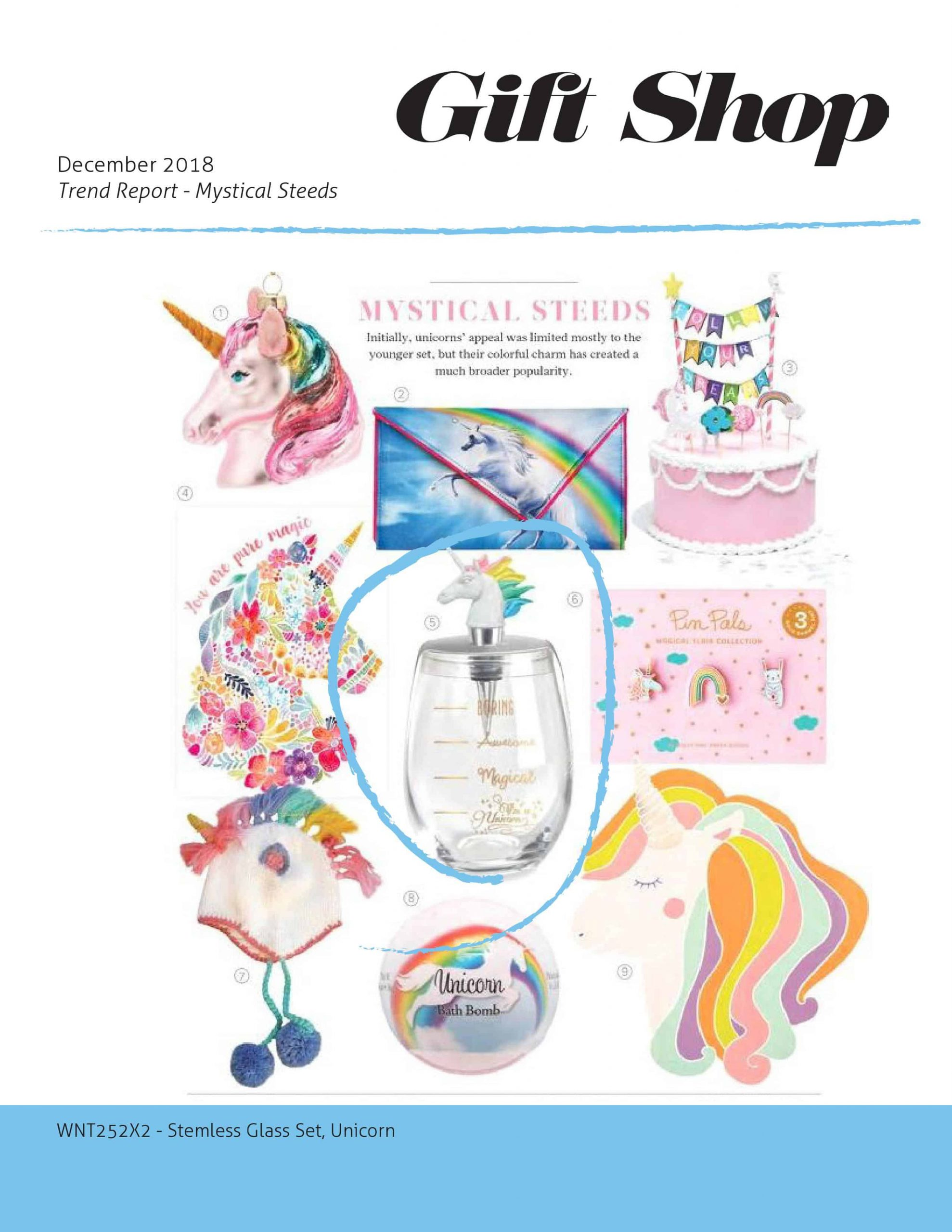 Gift Shop December 2018 Issue