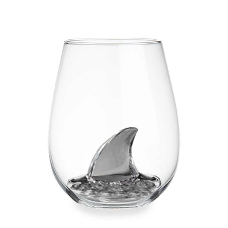 Molded Stemless Glass